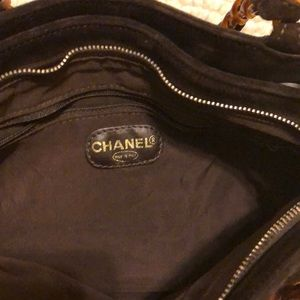 99503e5af5ca CHANEL Bags - LOWEST PRICE Authentic CHANEL Brown Suede